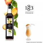 Xarope 1883 Routin Chá Pêssego - Ice Tea Pêche Peach 1000ml
