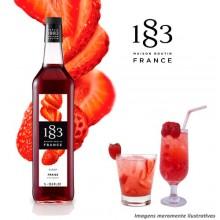 Xarope 1883 Routin Morango - Fraise Strawberry  1000ml