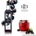 Xarope 1883 Routin Cassis - Blackcurrant 1000ml