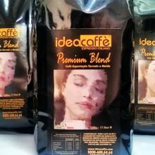 IDEACAFFÈ PREMIUM BLEND Café em Grãos Exportação 500gr
