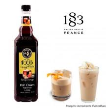 Xarope 1883 Routin Creme Irlândes - Irish Cream 1000ml